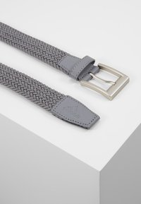 adidas Golf - BRAIDED STRETCH BELT - Belt - grey three - 2