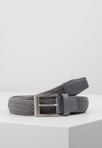 adidas Golf - BRAIDED STRETCH BELT - Belt - grey three - 0