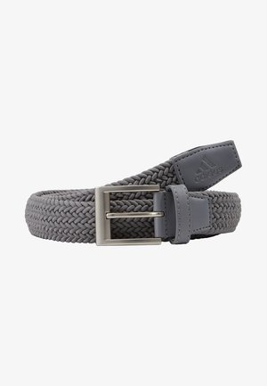 BRAIDED STRETCH BELT - Skärp - grey three