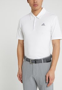 adidas Golf - BRAIDED STRETCH BELT - Riem - black - 1