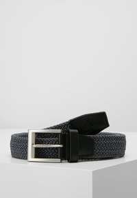 adidas Golf - BRAIDED STRETCH BELT - Riem - black - 0
