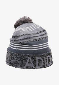 adidas Golf - POM BEANIE - Čepice - black heather - 3