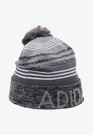POM BEANIE - Muts - black heather