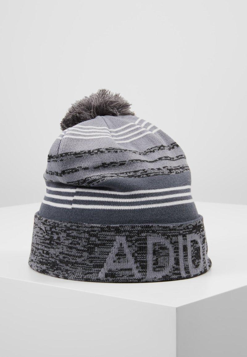 adidas Golf - POM BEANIE - Čepice - black heather