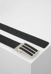 adidas Golf - SOLIDRVRS - Pásek - black/grey - 2