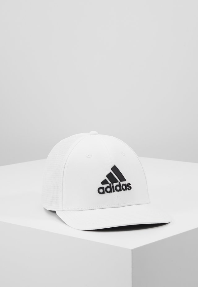 TOUR HAT - Kšiltovka - white/black