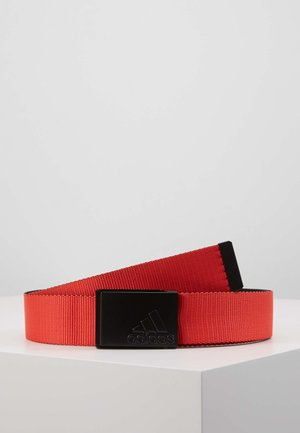 REVERS BELT - Gürtel - real coral