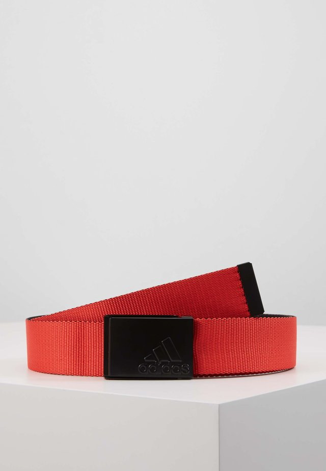 REVERS BELT - Vyö - real coral