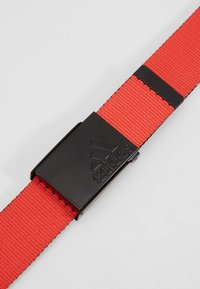 adidas Golf - REVERS BELT - Pásek - real coral - 2