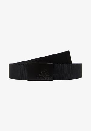 REVERS BELT - Cinturón - black