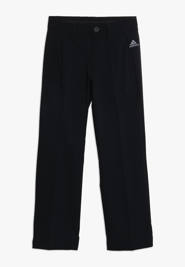 adidas Golf - SOLID PANT - Trousers - black