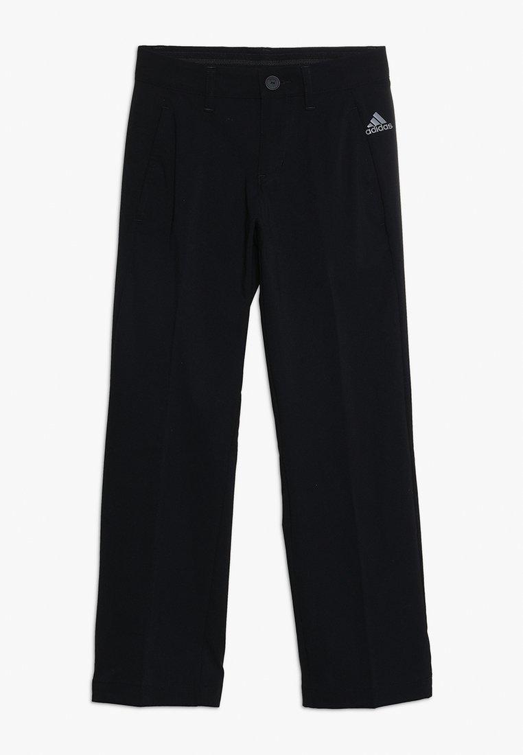 adidas Golf - SOLID PANT - Bukser - black