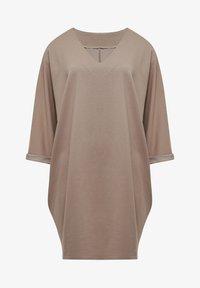 Talence - ROBE - Jersey dress - cappuccino - 4