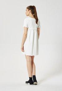 Talence - Jersey dress - écru - 3