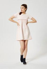 Talence - Jersey dress - rose pouding - 0
