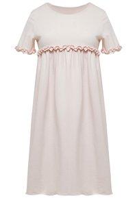 Talence - Jersey dress - rose pouding - 4