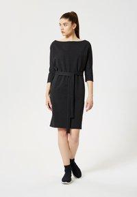 Talence - Jersey dress - grey - 1