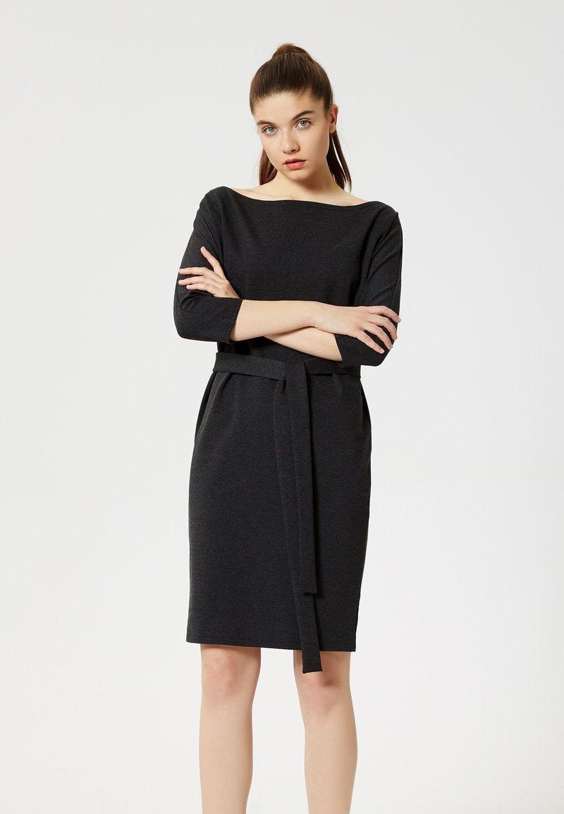 Talence - Jersey dress - grey