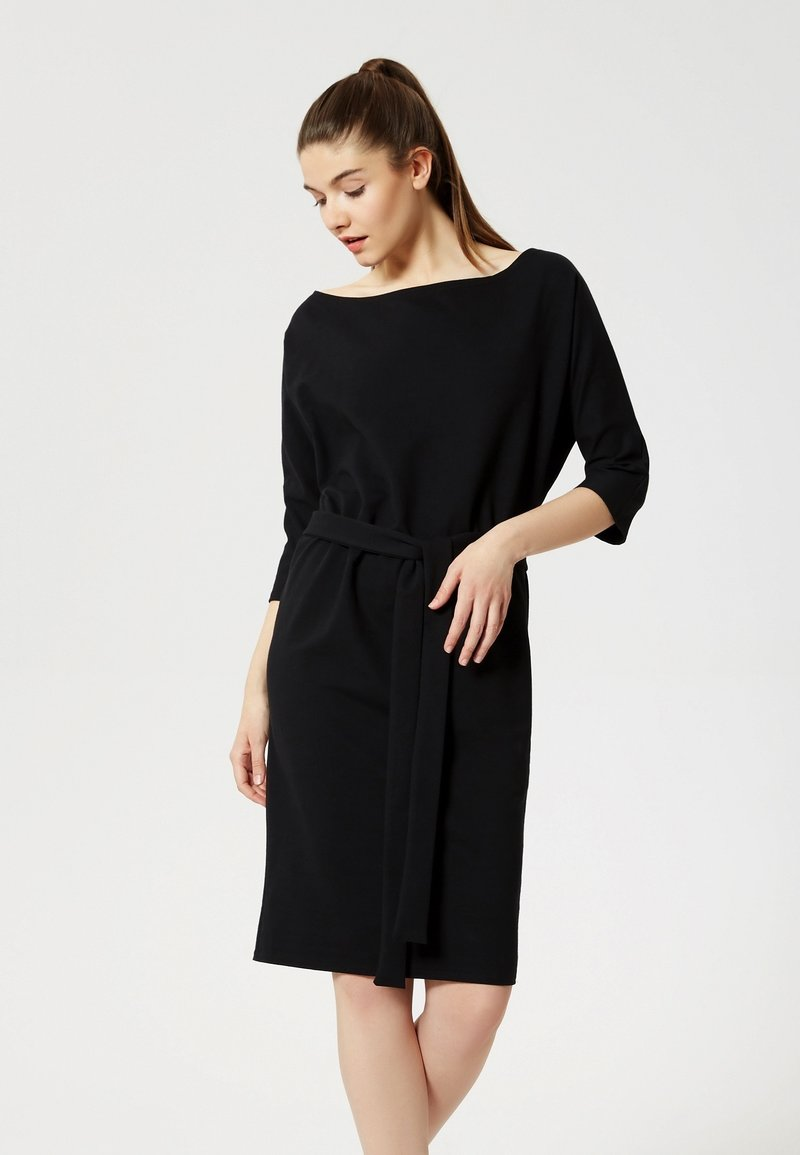 Talence - Jersey dress - noir