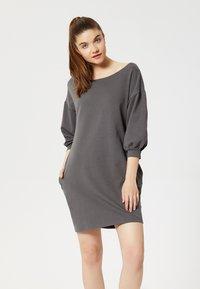 Talence - Day dress - graphite - 0
