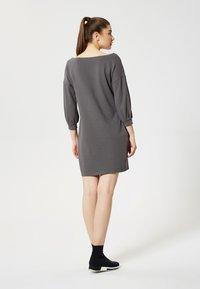 Talence - Day dress - graphite - 2