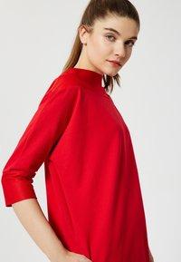 Talence - ROBE - Jersey dress - rouge - 3