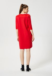 Talence - ROBE - Jersey dress - rouge - 2