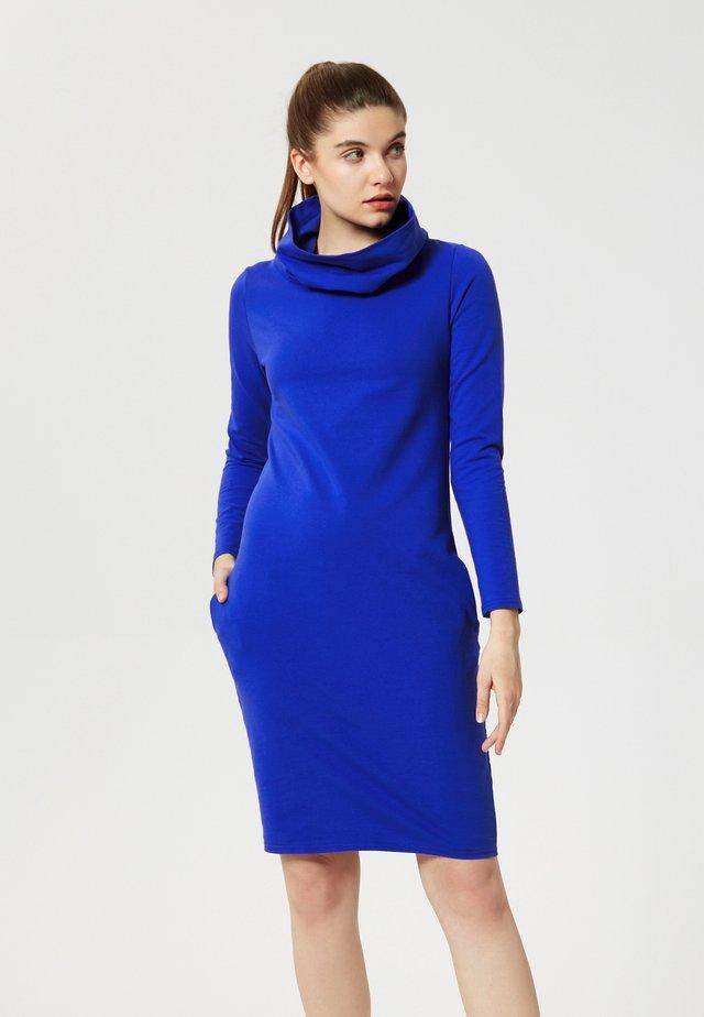 Shift dress - kornblumenblau