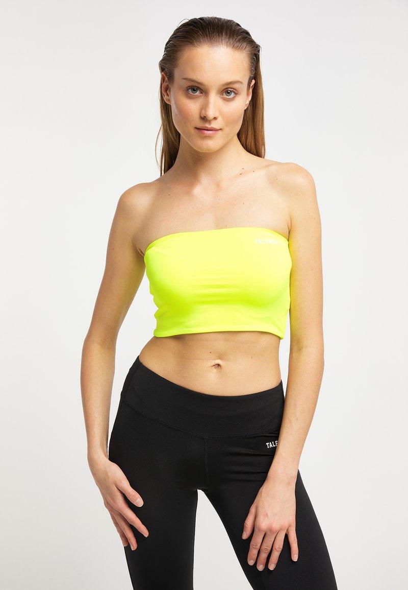 Talence - Top - neon gelb