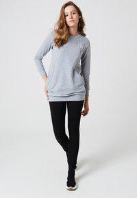 Talence - Sweatshirt - gris mélangé - 1