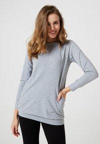 Talence - Sweatshirt - gris mélangé - 0