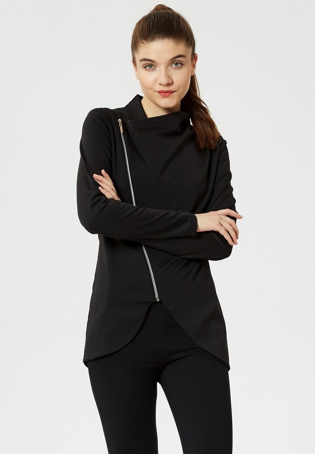 TALENCE - Sweatshirt - schwarz