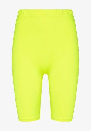 Shorts - jaune fluorescent