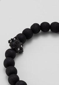 Tateossian - KING SKULL - Armbånd - black - 3