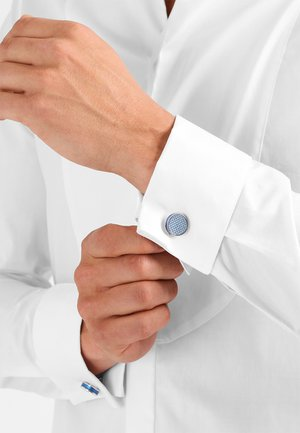 CARBON TABLET - Boutons de manchette - blue