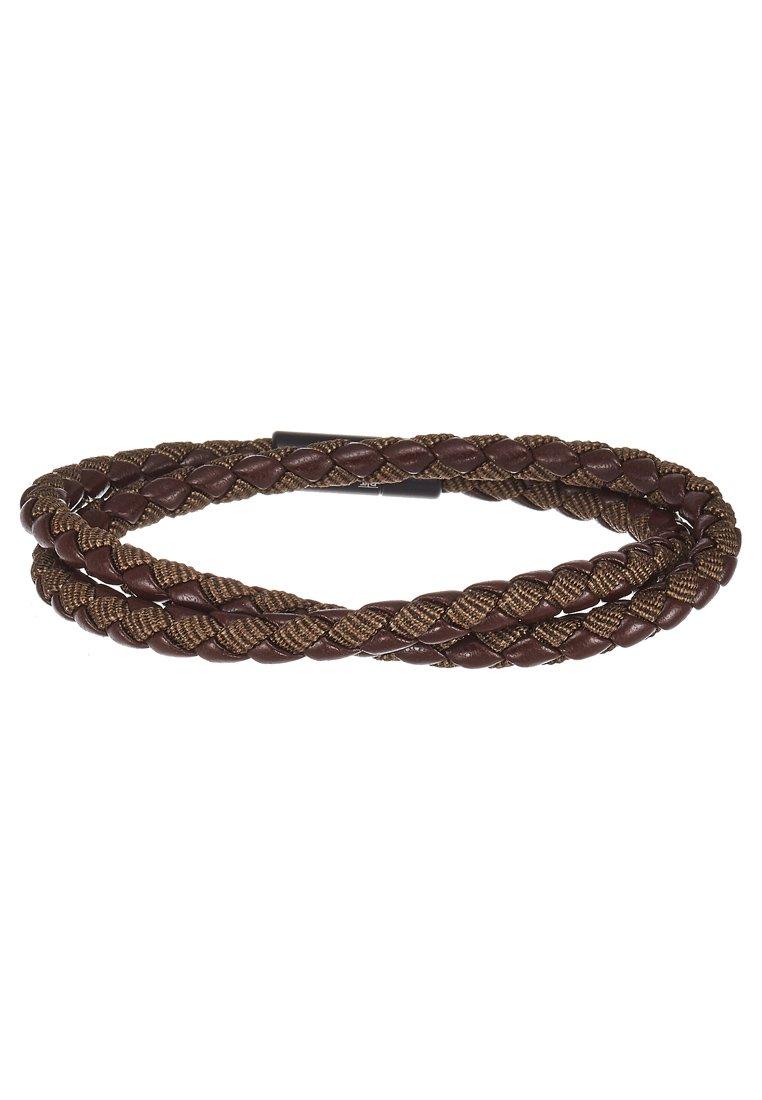 Tateossian Chelsea - Armbånd Brown