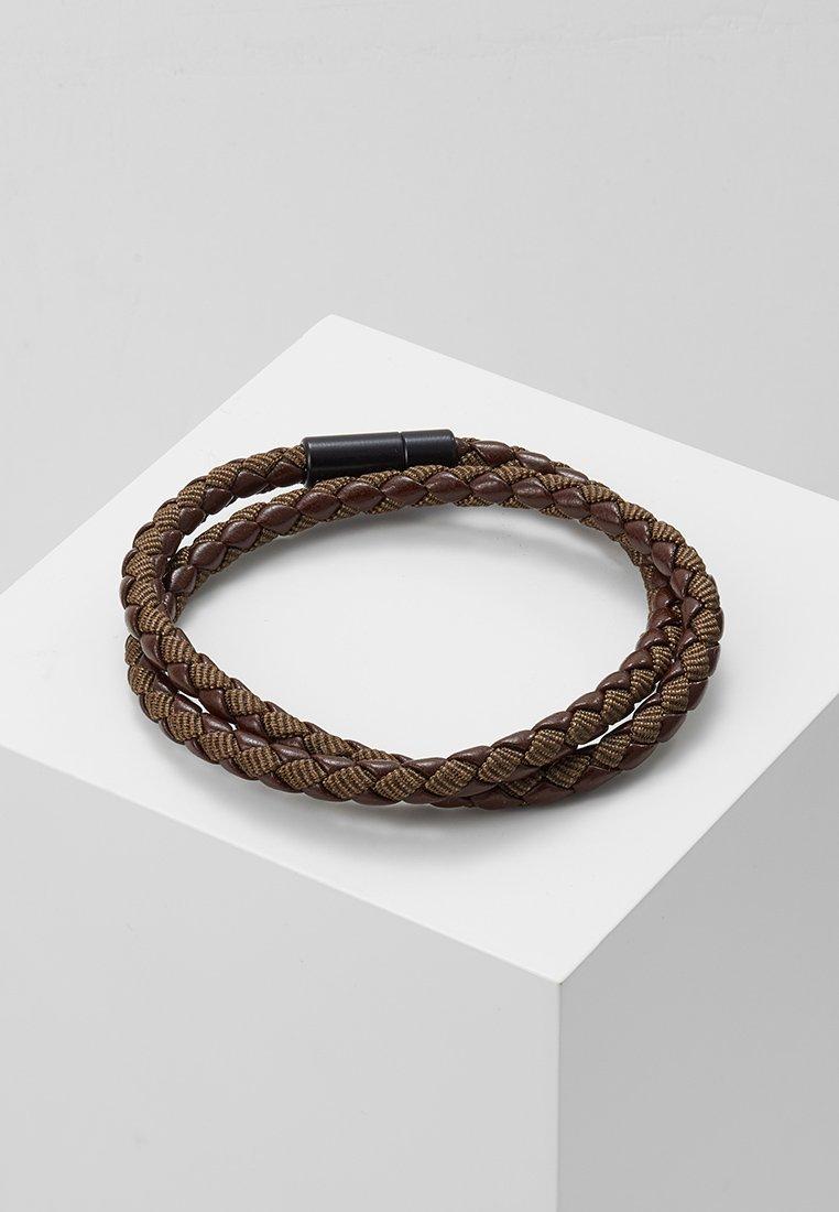 Tateossian - CHELSEA - Armbånd - brown