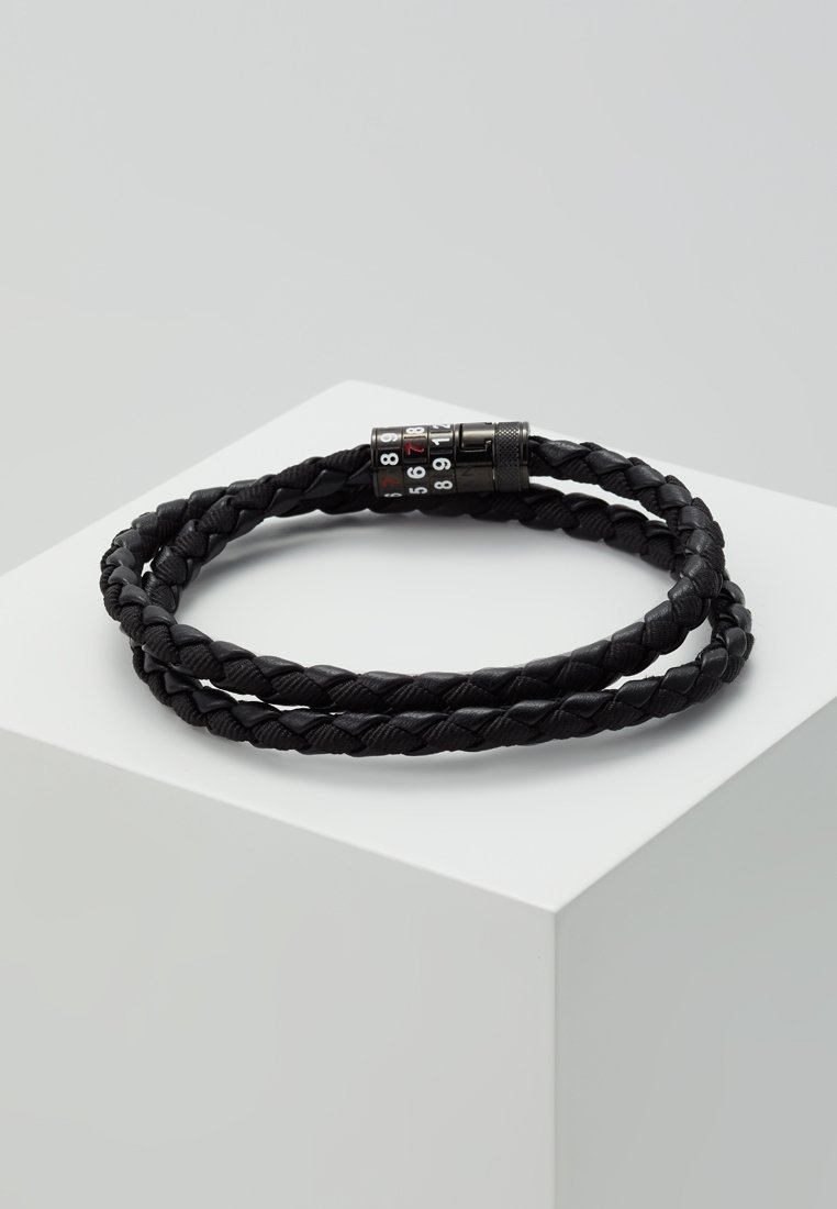 Tateossian - COMBINATION - Bracelet - black