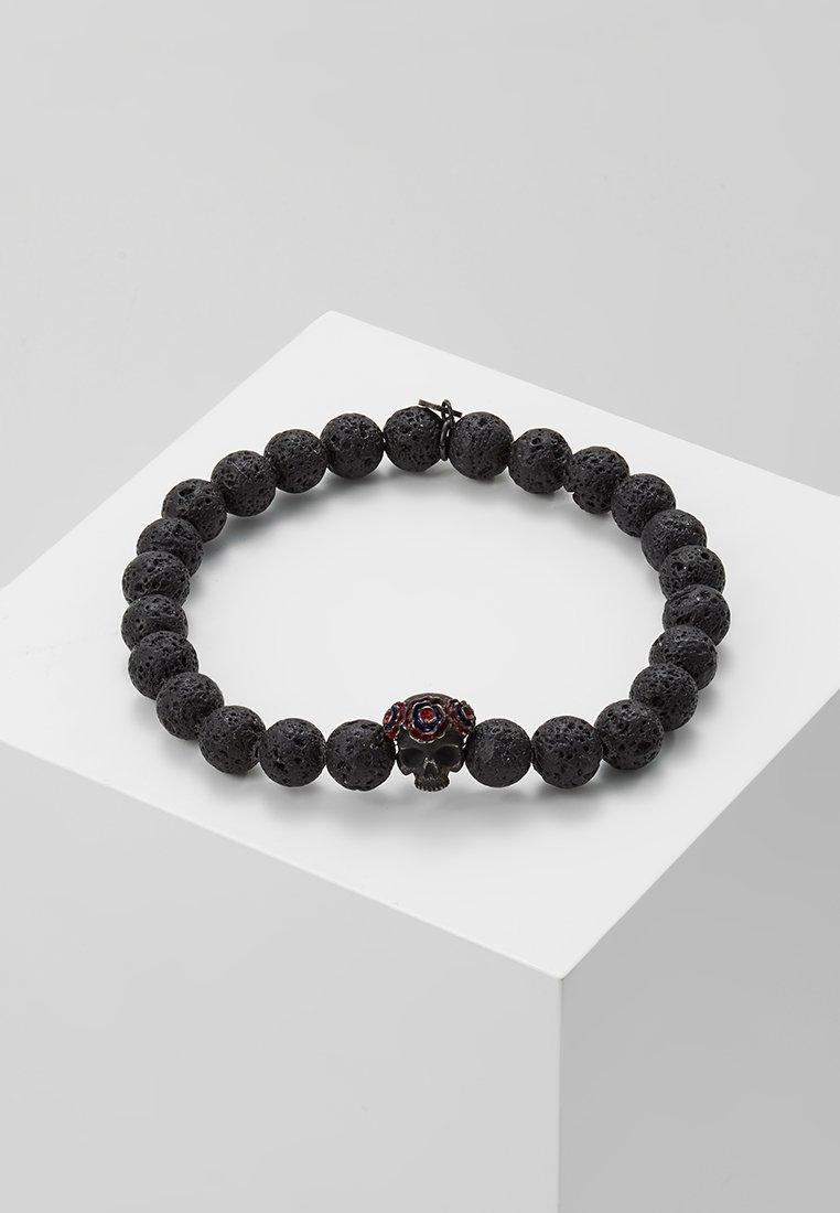 Tateossian - SKULL GEAR - Bracelet - lava