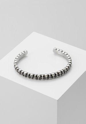 SKULL BANGLE - Bracelet - silver-coloured