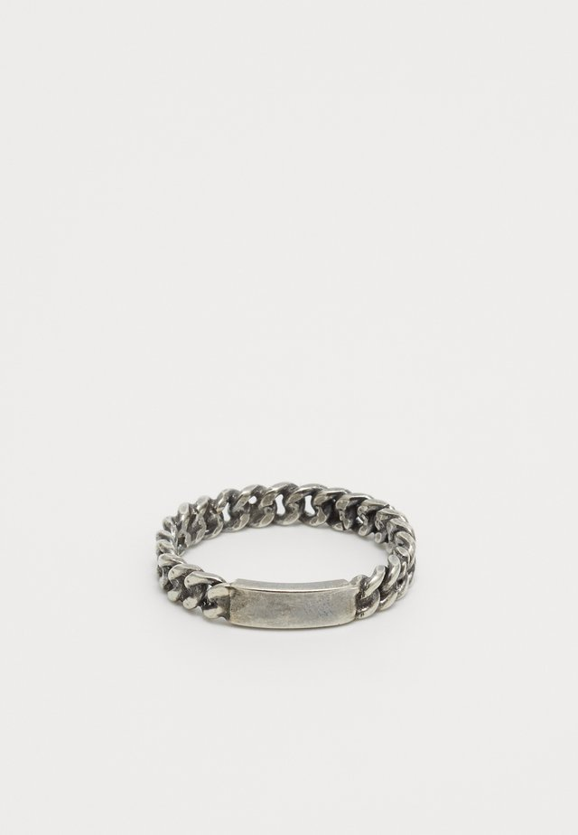 CATENA CLASSIC RING - Ring - antique silver