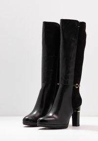 Tamaris Heart & Sole - High heeled boots - black - 4