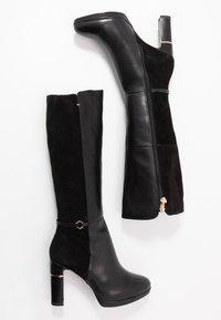 Tamaris Heart & Sole - High heeled boots - black - 3