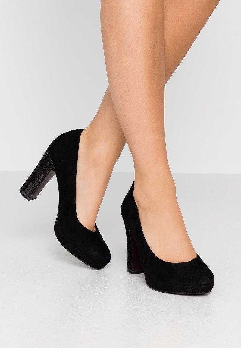 Tamaris Heart & Sole - High heels - black