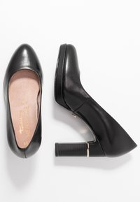 Tamaris Heart & Sole - Korolliset avokkaat - black - 3