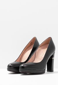 Tamaris Heart & Sole - Korolliset avokkaat - black - 4
