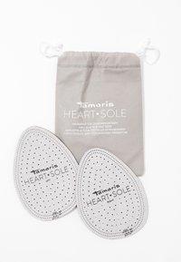 Tamaris Heart & Sole - COURT SHOE - Lodičky na vysokém podpatku - nut - 7