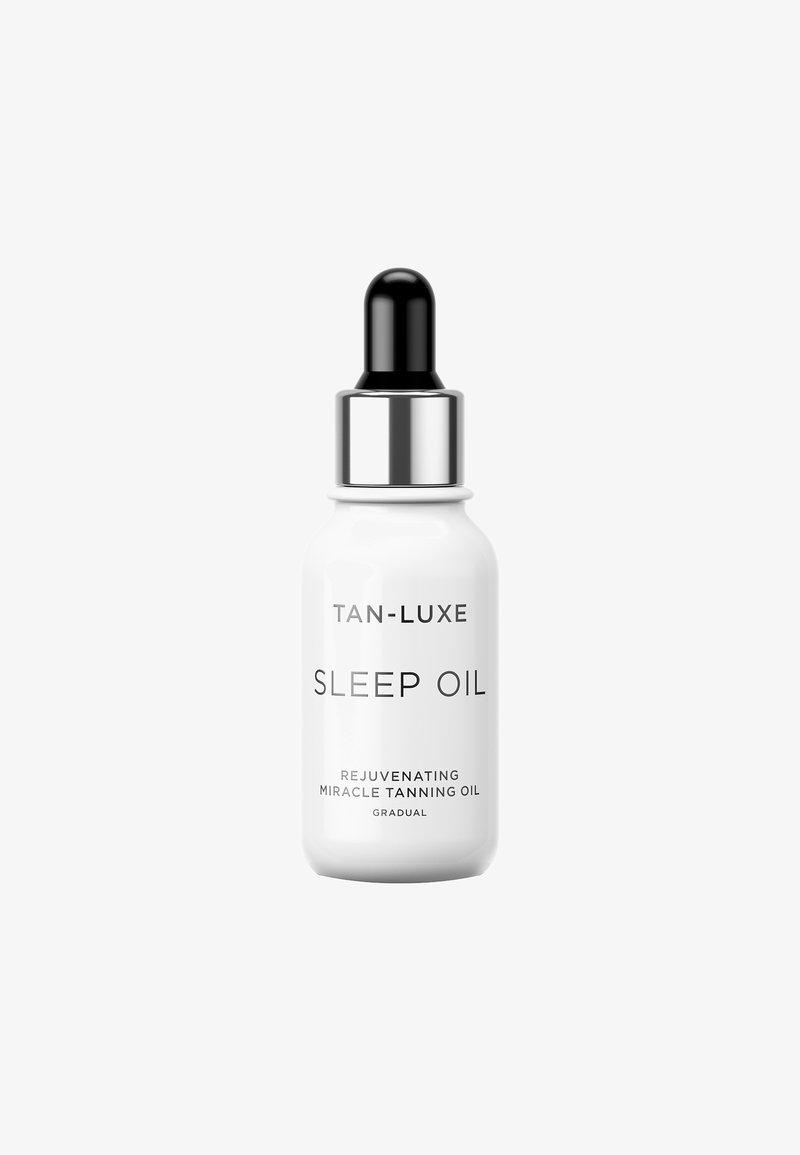 Tan-Luxe - SLEEP OIL REJUVENATING MIRACLE TANNING OIL 20ML - Selbstbräuner - neutral