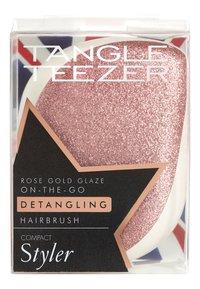 Tangle Teezer - COMPACT STYLER - Brosse - rose gold glaze - 2