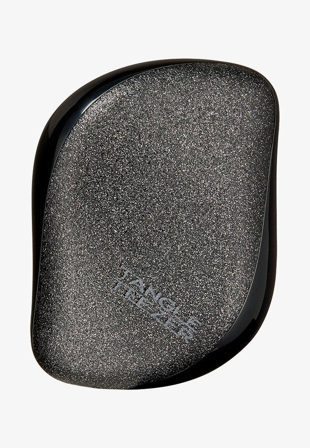 COMPACT STYLER BLACK SPARKLE - Brush - black